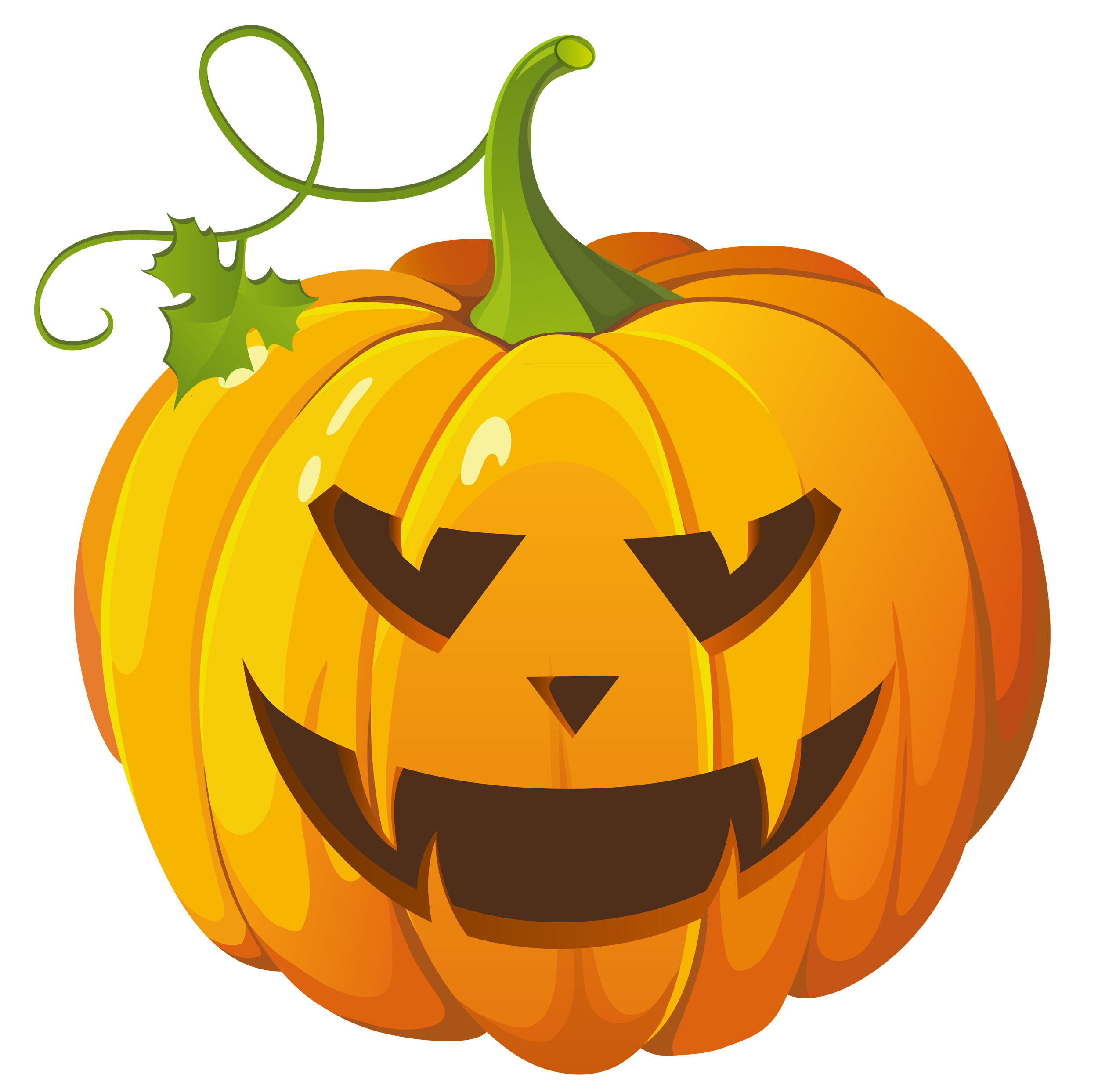 Halloween Pumpkins Clipart - Cliparts.co