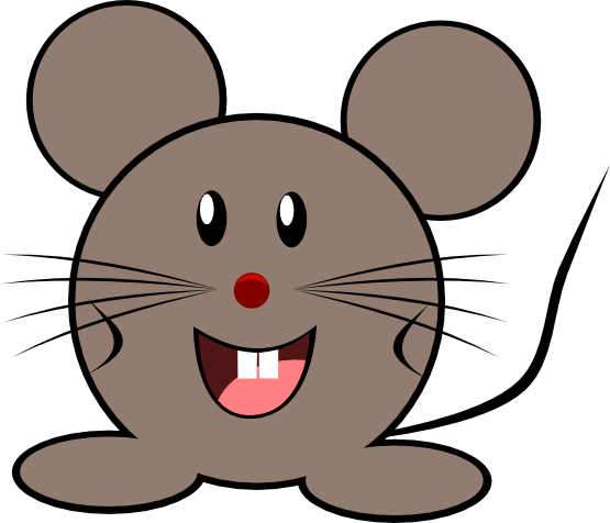 Free to Use & Public Domain Mouse Clip Art