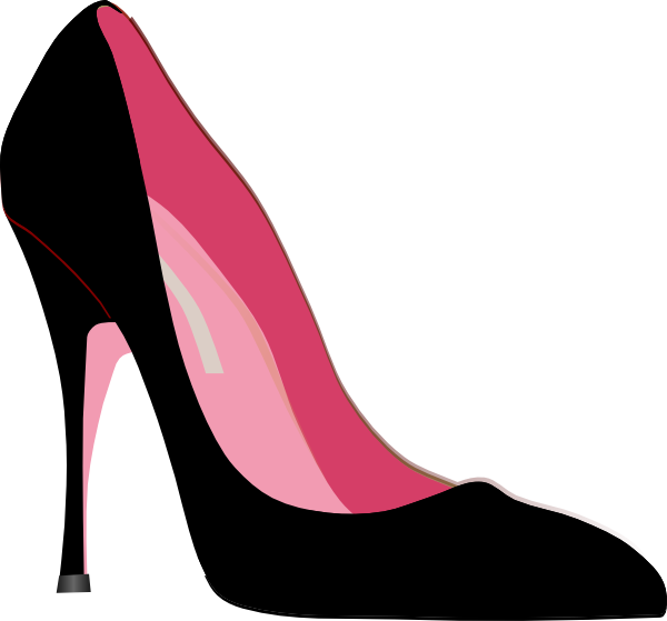 high heel clipart rh worldartsme com high heels clipart silhouette high heel clip art images