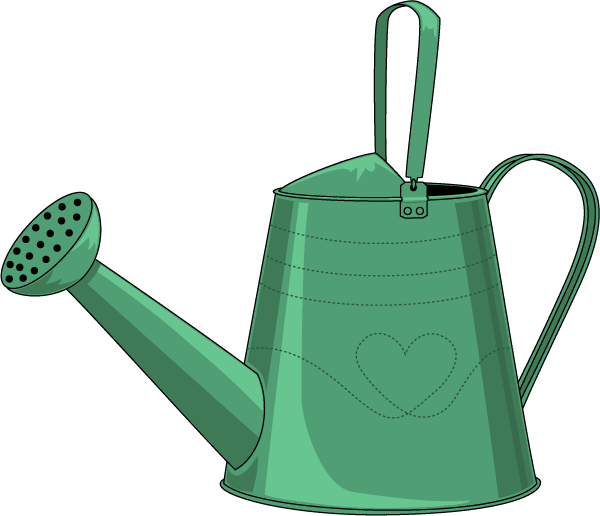 Watering Can Image - Cliparts.co