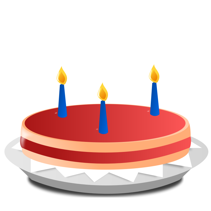 Birthday Cake Images With Candles Free : Clip Art Birthday Cakes - Cliparts.co