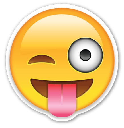 Smiling Face With Tongue Sticking Out - ClipArt Best