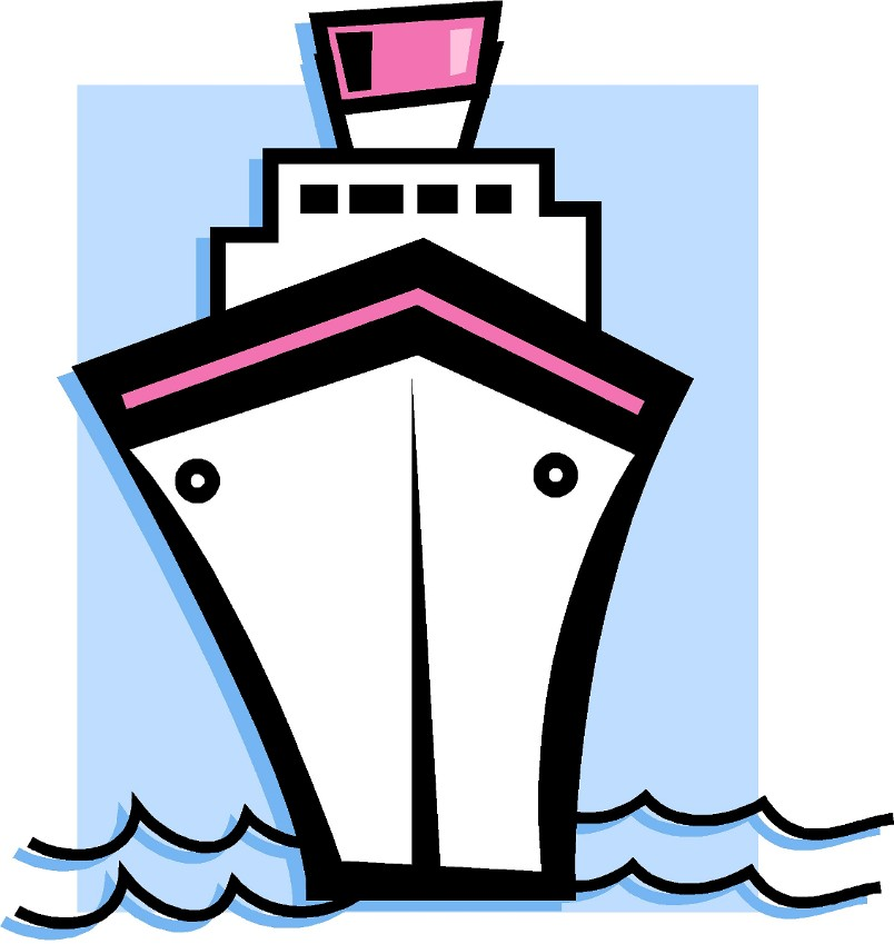 Carnival Clip Art Black And White Carnival Cruise Ship Clip Art