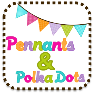 Pennants & Polkadots: Clipart Crazies Linky