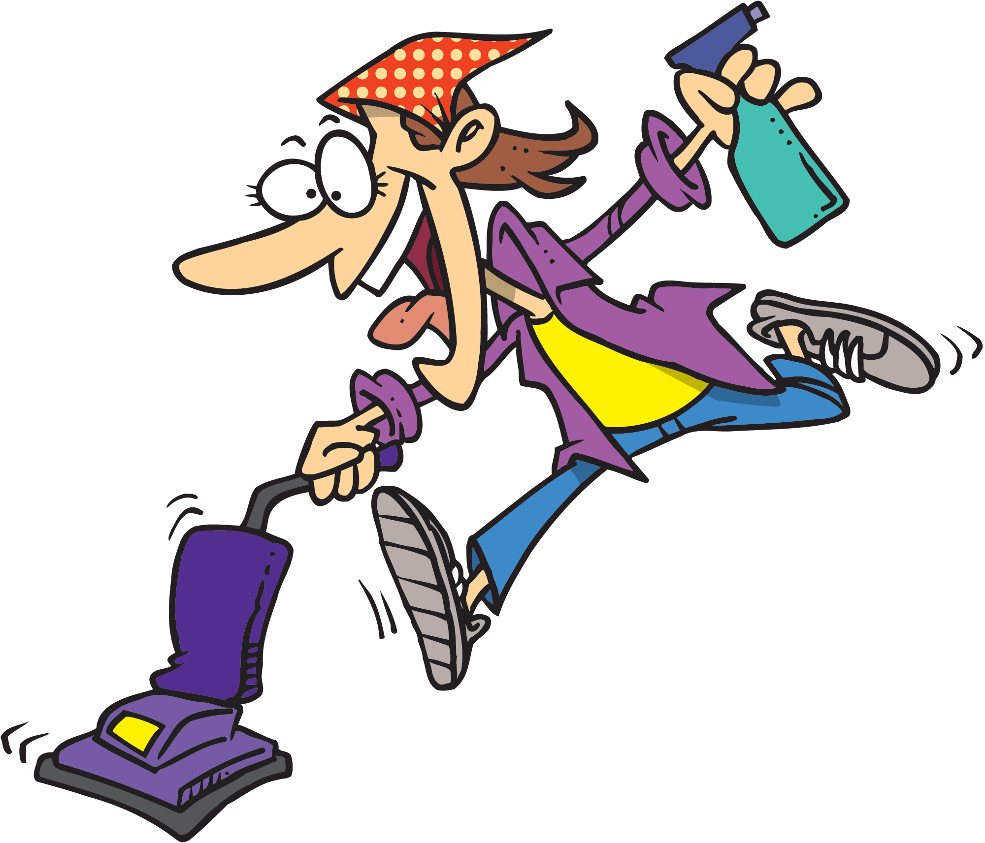 Clipart Housekeeping
