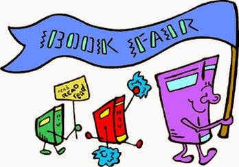 Free Clip Art Book Fair