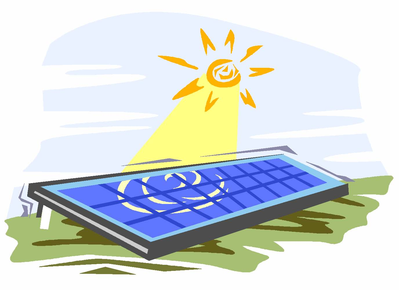 DIY Green Energy Projects Water Energy Clipart