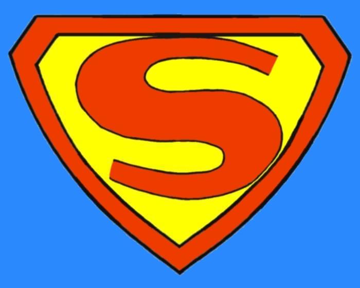Superman Logo Blank - Cliparts.co