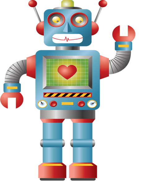 Robot Clipart - Cliparts.co
