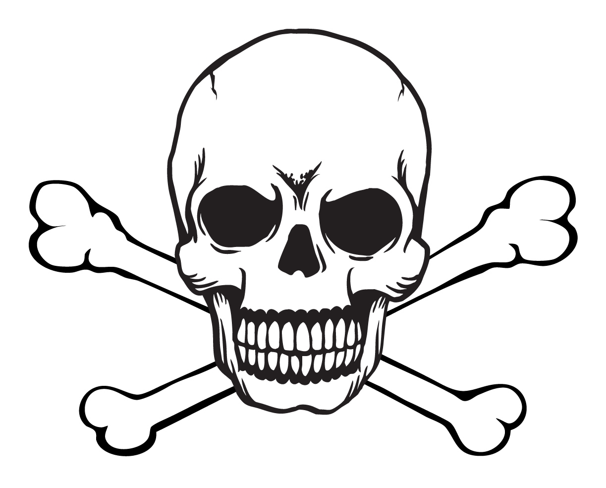 Skull And Crossbones Images Free Clipartsco