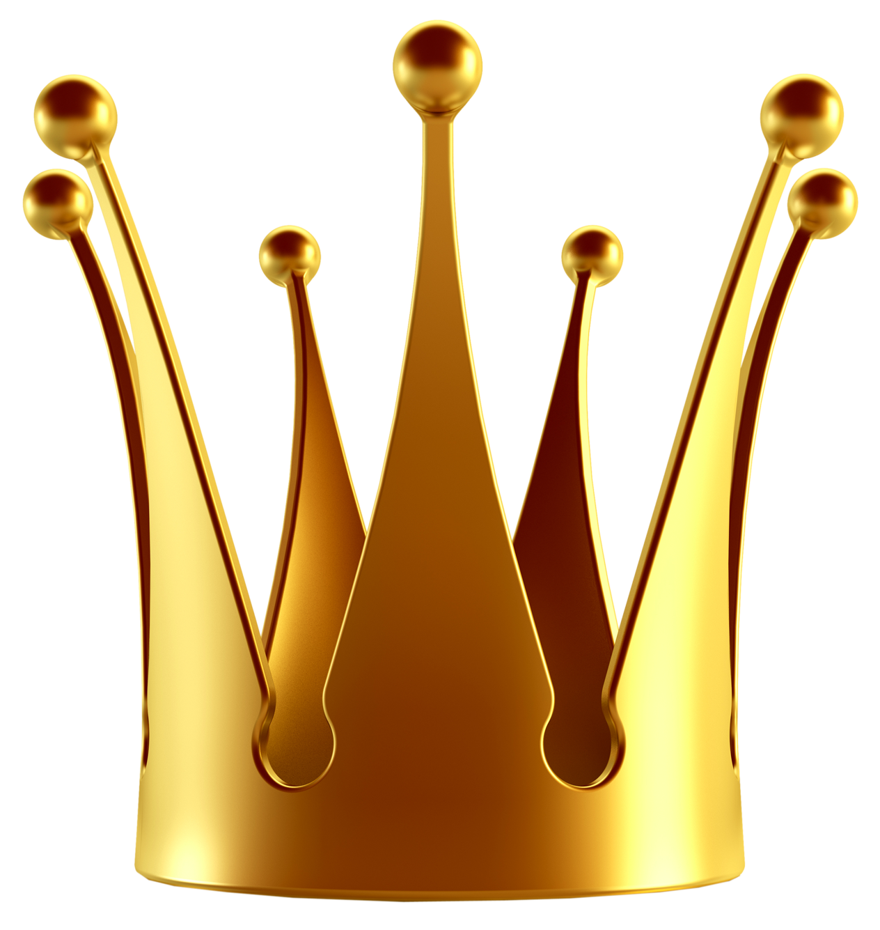 Gold Crown Clip Art - Cliparts.co