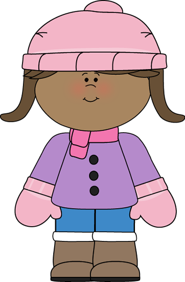 Winter Clothes Pictures For Kids - Cliparts.co