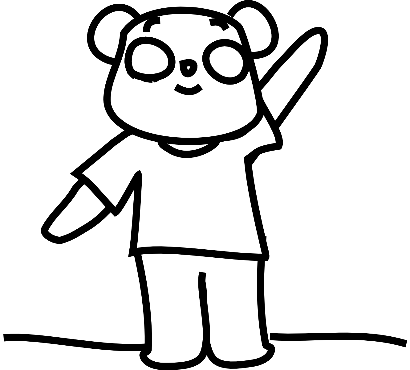 gummy bear coloring pages cliparts co
