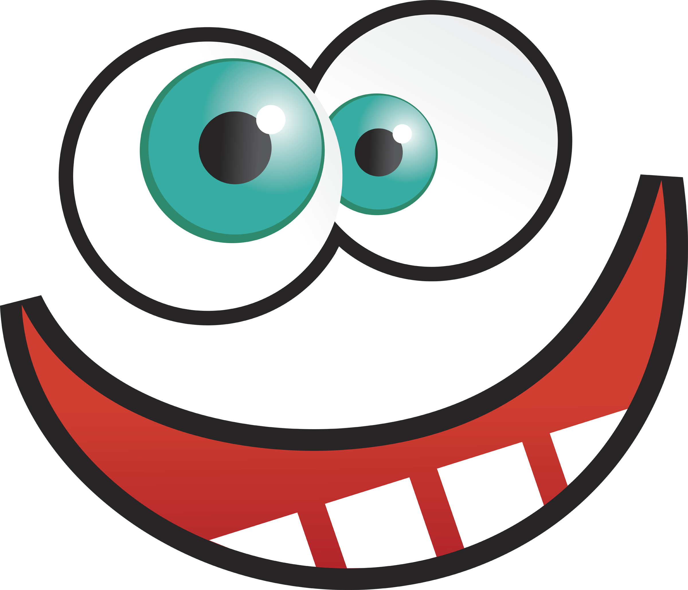 eyes clip funny cartoon clipart crazy cliparts attribution forget link don