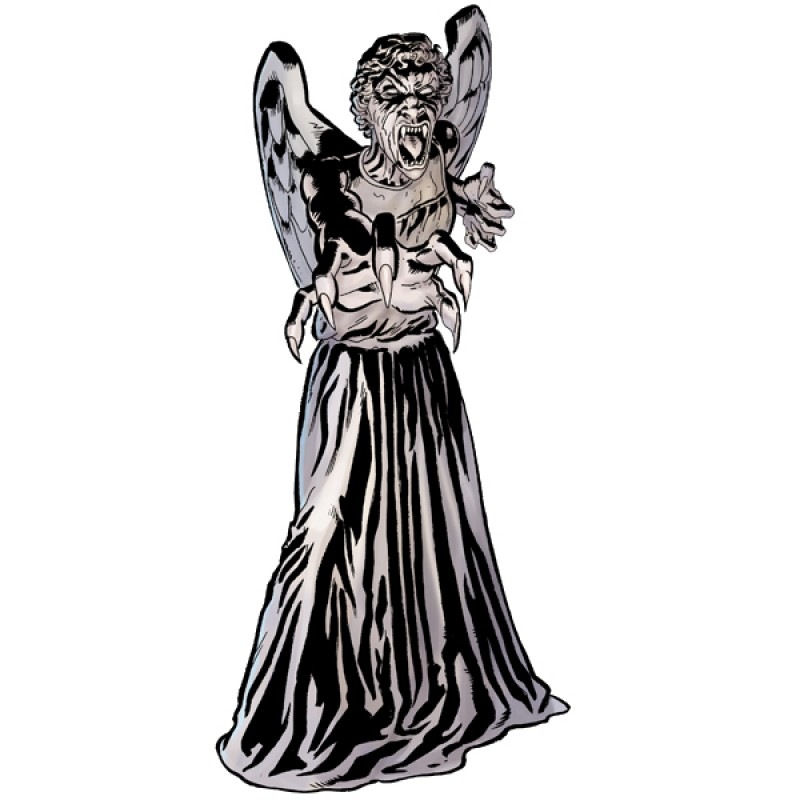 Doctor Who: Mini Comic Standup Weeping Angel | Doctor Who Shop