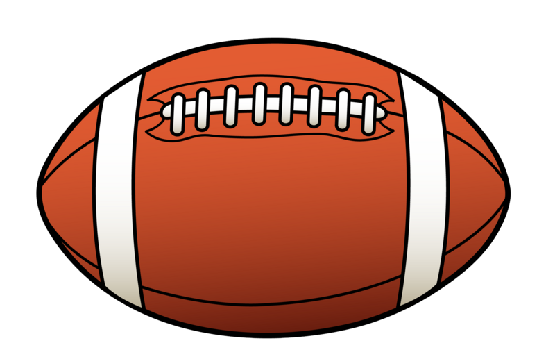Pictures Of A Football - Cliparts.co