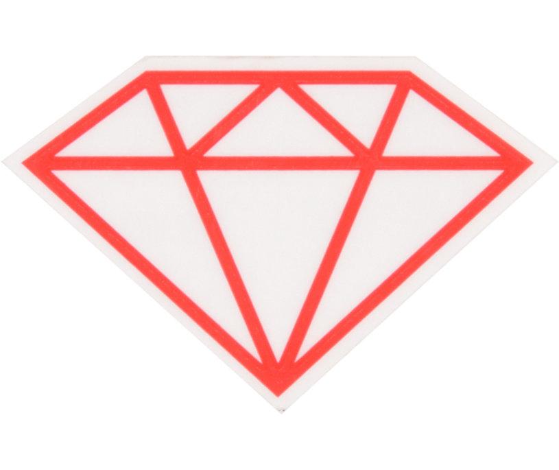 Diamond Drawing Diamond Supply DMND Vinyl