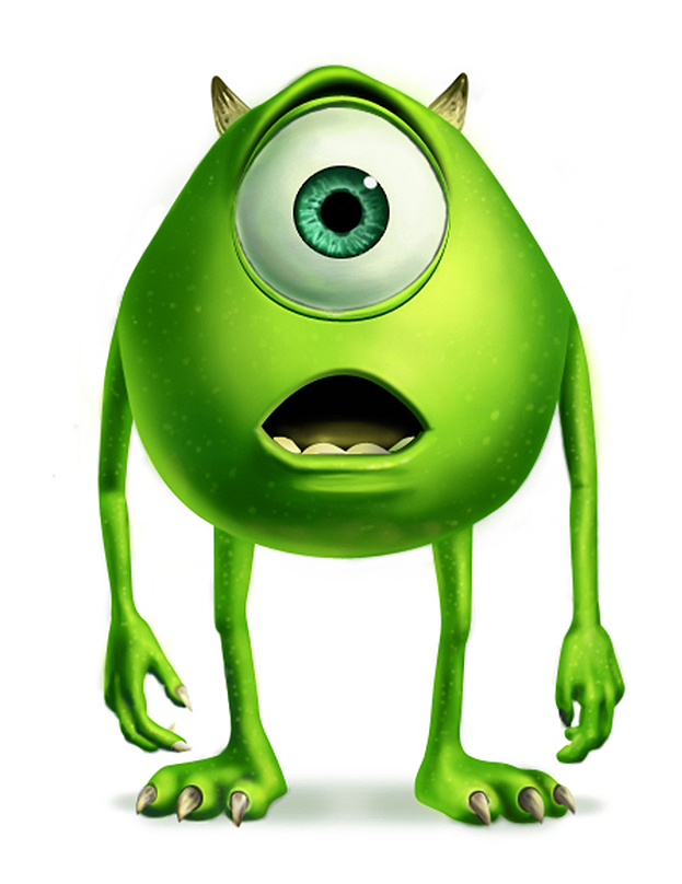 Monsters Inc Clip Art Free - Cliparts.co
