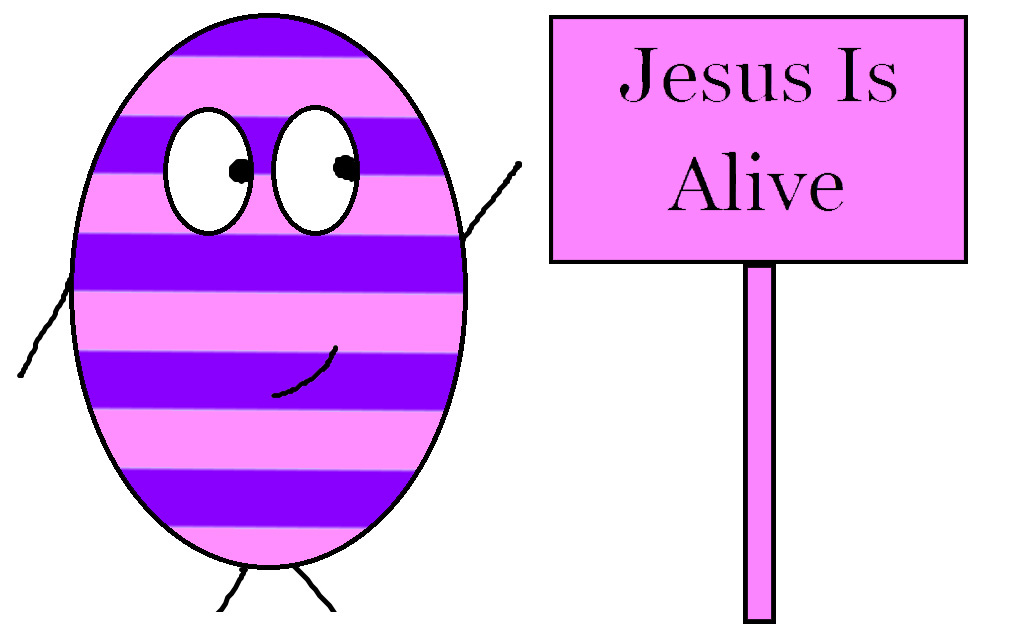 Church House Collection Blog: Easter Crafts For Sunday School and ...