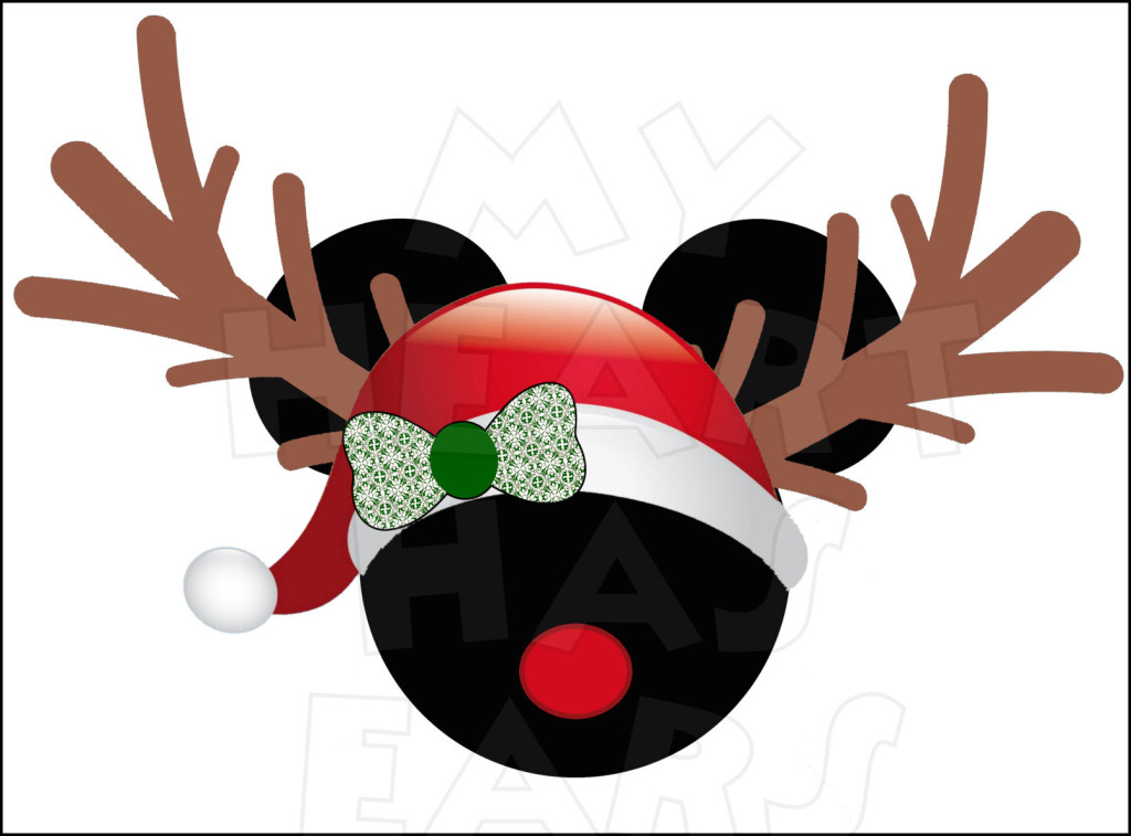 Christmas Reindeer Clip Art - Cliparts.co