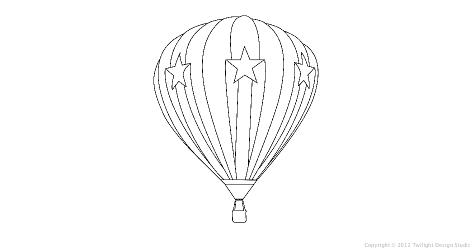Outline Of Balloon