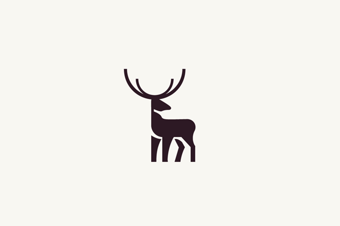 Animal Artwork: Elegant logo designs inspired by nature | art-and ...