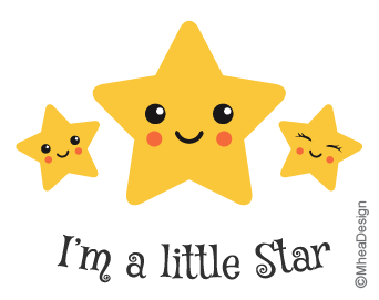Stars cartoon for Images of stars for kids