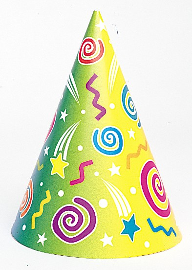 Party Hat - Cliparts.co