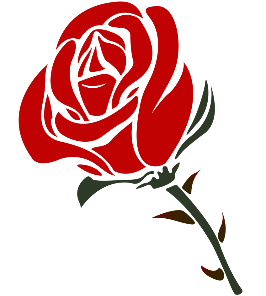 Rose Vector Png - Cliparts.co