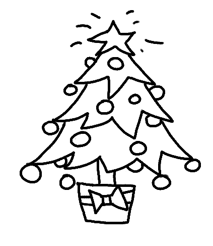 Mr Mrs Claus Coloring Page as well 12 further Stern furthermore Fall Leaves Clipart Black And White Border 1954 further C anas De Navidad. on white tree decorations
