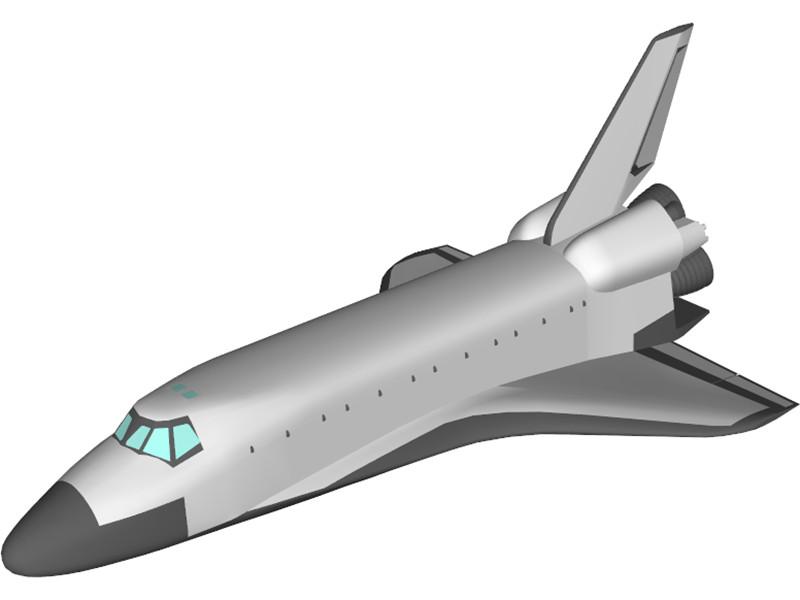 Cartoon Space Ships