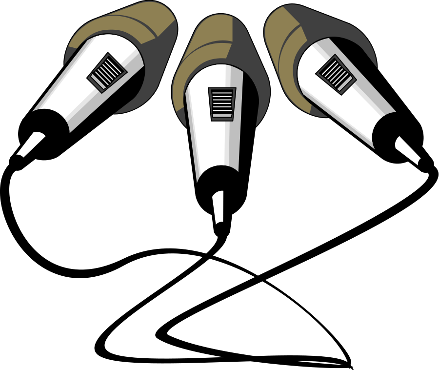 Microphone Clip Art - Cliparts.co
