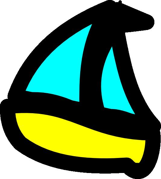 Cartoon Boat Clip Art Vector Clip Art Online Royalty
