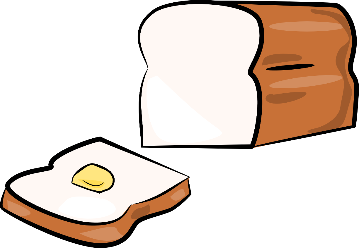 Loaf Of Bread Cartoon - Cliparts.co