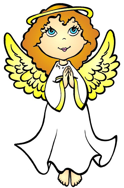 Angel Cartoon Images - Cliparts.co