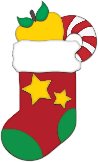 Christmas Stockings Clipart - Cliparts.co