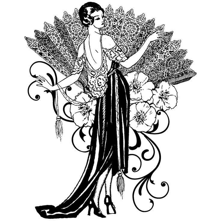 Art Deco Clip Art Free - Cliparts.co