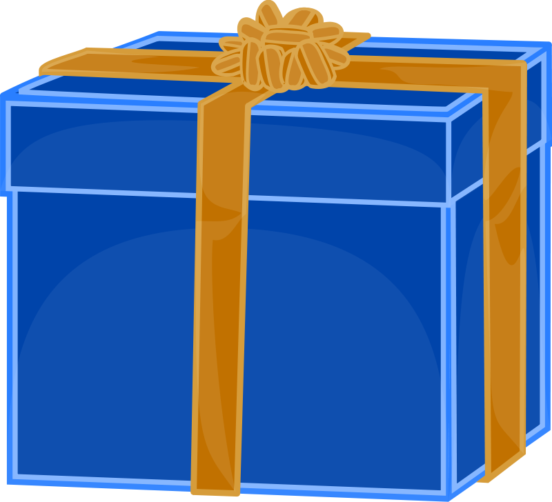 Gift box FREE Birthday Clipart | Birthday Clipart Org