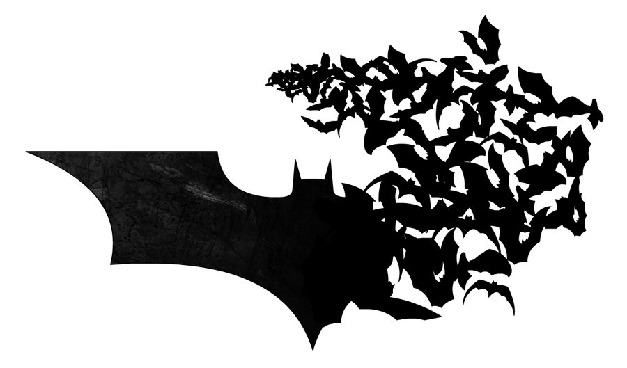 Batman Logo by Zombies-616 on deviantART
