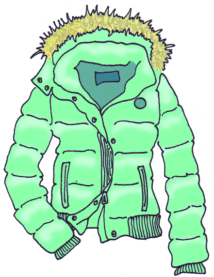 Winter Coat Clip Art - Cliparts.co