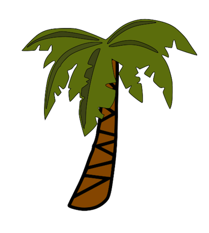 Clip Art Banana Tree - Cliparts.co