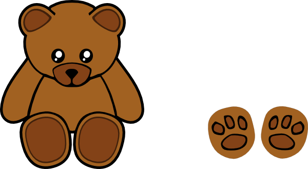 teddy bears clip art free download - photo #47