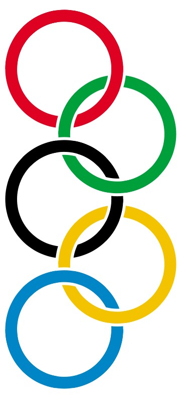 Clip Art Olympic Rings - Cliparts.co
