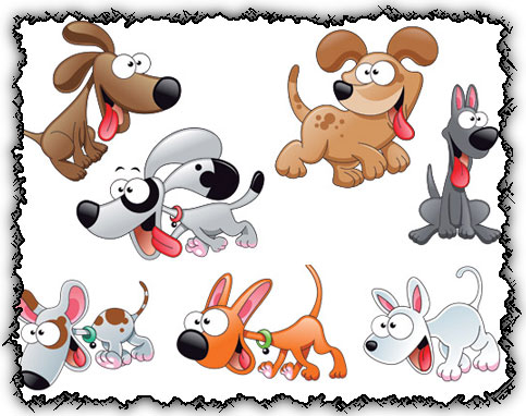 Pictures Cartoon Dogs - ClipArt Best