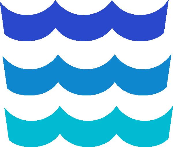 Clipart Panda Wave