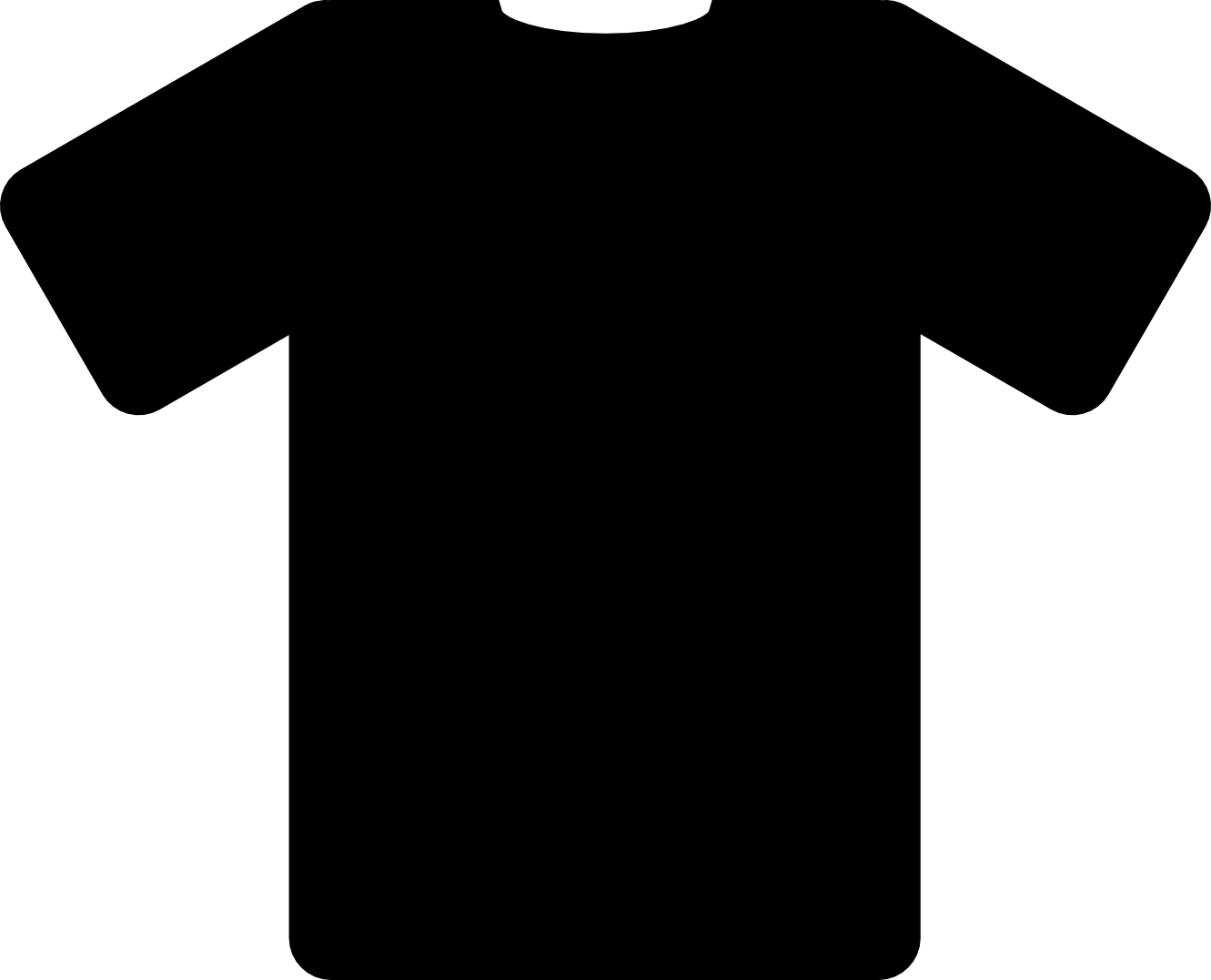 White T Shirt Clip Art - Cliparts.co