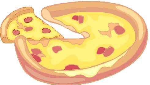 Pizza clipart Cheese Pizza Clip Art