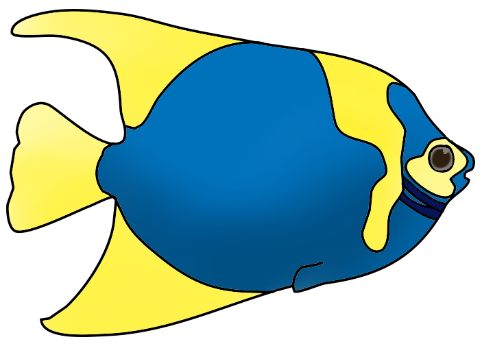 clipart picture of fish - photo #12