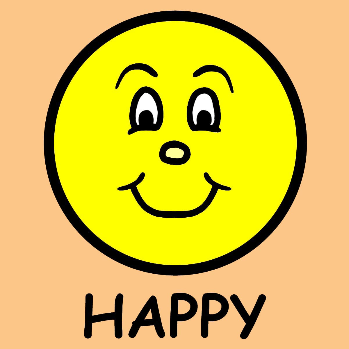 Sad And Happy Faces Clip Art - ClipArt Best
