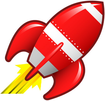 Pictures Of A Rocket Ship - ClipArt Best